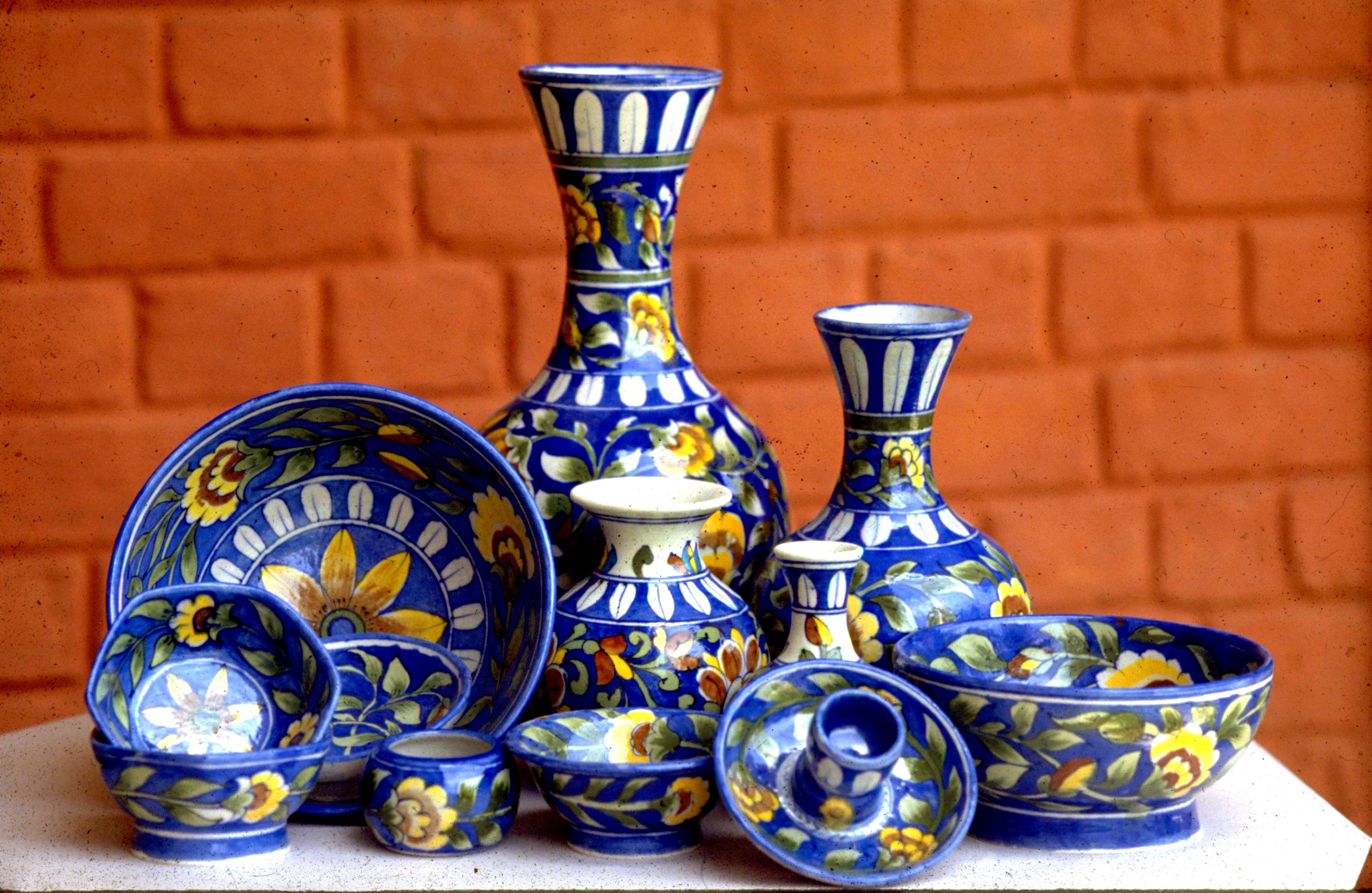 Blue Pottery products