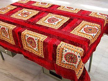 Superbe A Tablecloth ...