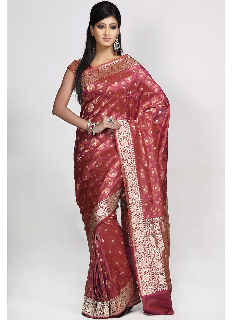 Handicrafts of South India Sarees of South India